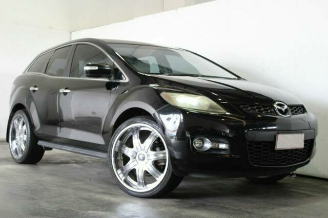 Used Mazda CX-7 Luxury, Underwood, 2007 Mazda CX-7 Luxury Wagon