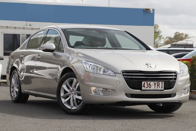 Used Peugeot 508 Active, Toowong, 2013 Peugeot 508 Active Sedan