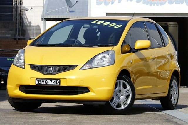 Used Honda Jazz GLi, Brookvale, 2009 Honda Jazz GLi Hatchback