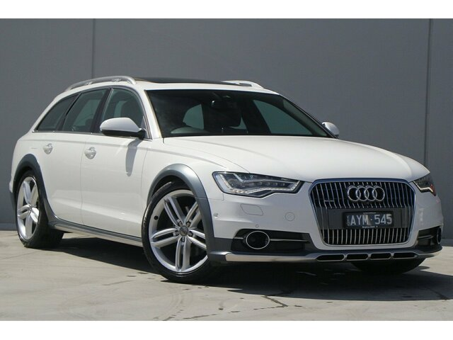 Used Audi A6 allroad S tronic quattro, Clayton, 2012 Audi A6 allroad S tronic quattro Wagon
