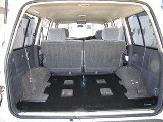 1997 Toyota Landcruiser 40th Anniversary Wagon.