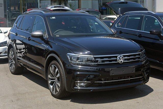New Volkswagen Tiguan 162TSI Highline DSG 4MOTION Allspace, Southport, 2018 Volkswagen Tiguan 162TSI Highline DSG 4MOTION Allspace Wagon