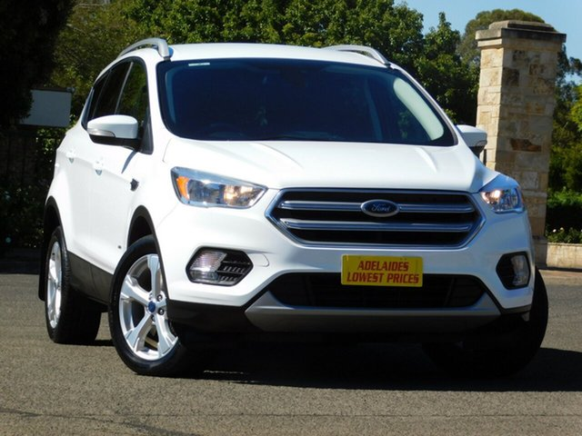 Used Ford Escape Trend PwrShift AWD, 2017 Ford Escape Trend PwrShift AWD Wagon