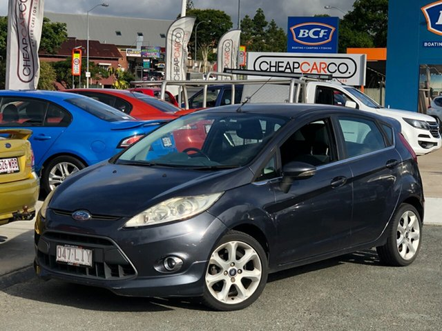 Used Ford Fiesta Zetec, Greenslopes, 2009 Ford Fiesta Zetec Hatchback