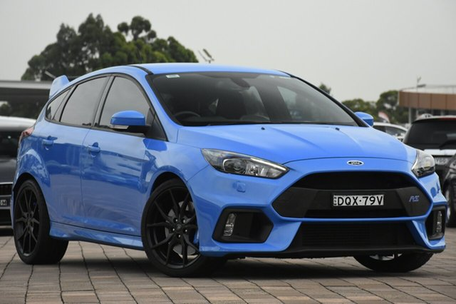 Used Ford Focus RS AWD, Southport, 2017 Ford Focus RS AWD Hatchback