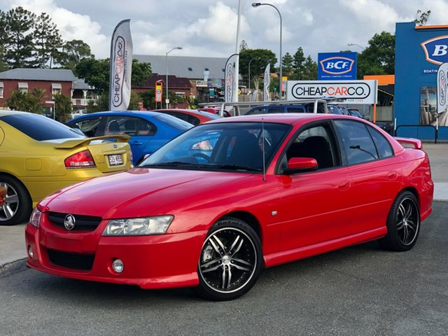 Used Holden Commodore SV6, Greenslopes, 2005 Holden Commodore SV6 Sedan