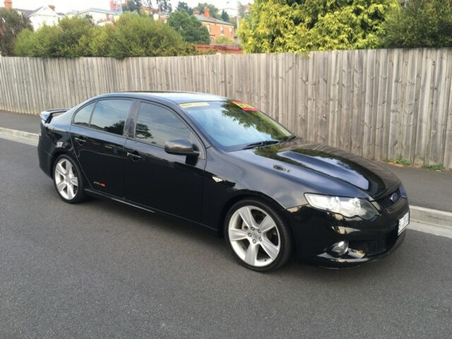 Used Ford Falcon XR8, North Hobart, 2008 Ford Falcon XR8 Sedan