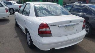 1999 Daewoo Nubira CDX Sedan.