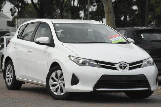 Used Toyota Corolla Ascent S-CVT, Narellan, 2014 Toyota Corolla Ascent S-CVT Hatchback