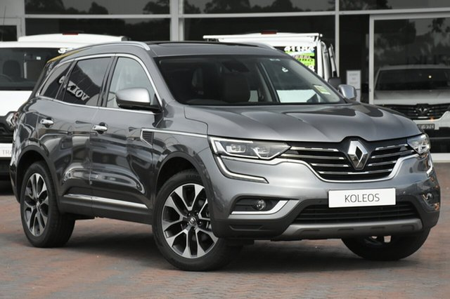 Discounted Demonstrator, Demo, Near New Renault Koleos Intens X-tronic, Warwick Farm, 2018 Renault Koleos Intens X-tronic SUV