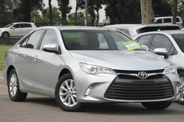 Used Toyota Camry Altise, Warwick Farm, 2016 Toyota Camry Altise Sedan