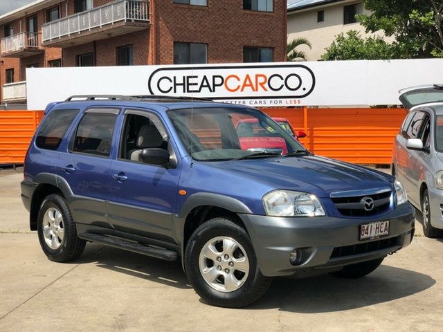 Used Mazda Tribute Classic, Greenslopes, 2001 Mazda Tribute Classic Wagon