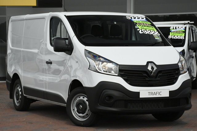 Discounted New Renault Trafic Trader Life Low Roof SWB, Warwick Farm, 2018 Renault Trafic Trader Life Low Roof SWB Van