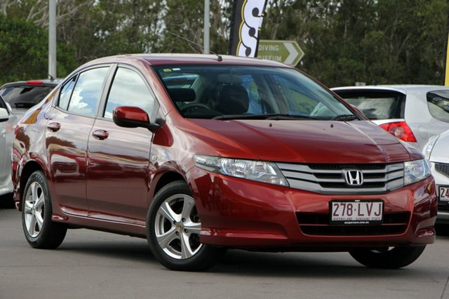 Discounted Used Honda City VTi, Caloundra, 2009 Honda City VTi Sedan