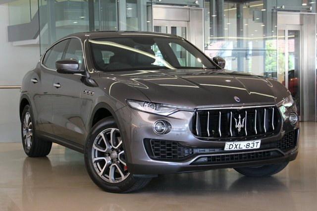 Used Maserati Levante Luxury Q4, Waterloo, 2017 Maserati Levante Luxury Q4 Wagon