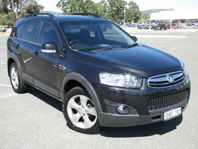 Used Holden Captiva 7 AWD CX, Maddington, 2011 Holden Captiva 7 AWD CX Wagon