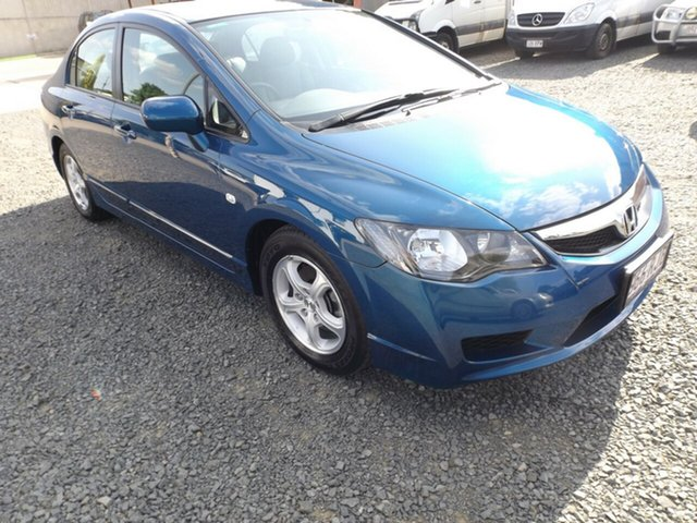 Used Honda Civic VTi, Toowoomba, 2010 Honda Civic VTi Sedan