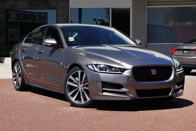 Demonstrator, Demo, Near New Jaguar XE 20t R-Sport, Osborne Park, 2018 Jaguar XE 20t R-Sport Sedan