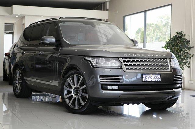 Used Land Rover Range Rover SDV8 Autobiography, Cannington, 2016 Land Rover Range Rover SDV8 Autobiography Wagon