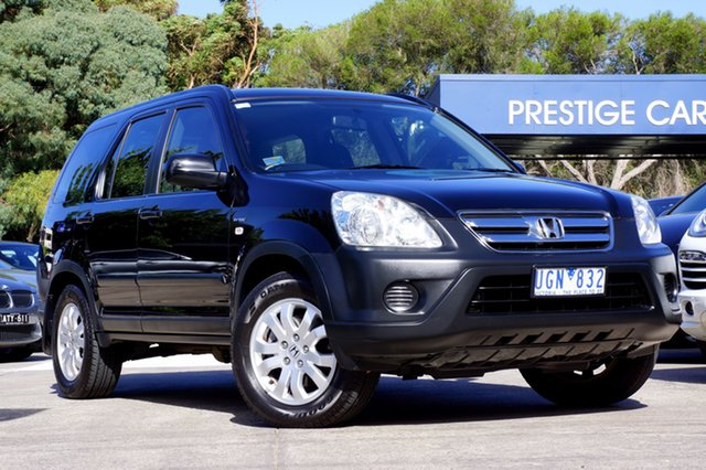 Used Honda CR-V Extra 4WD, Balwyn, 2006 Honda CR-V Extra 4WD Wagon