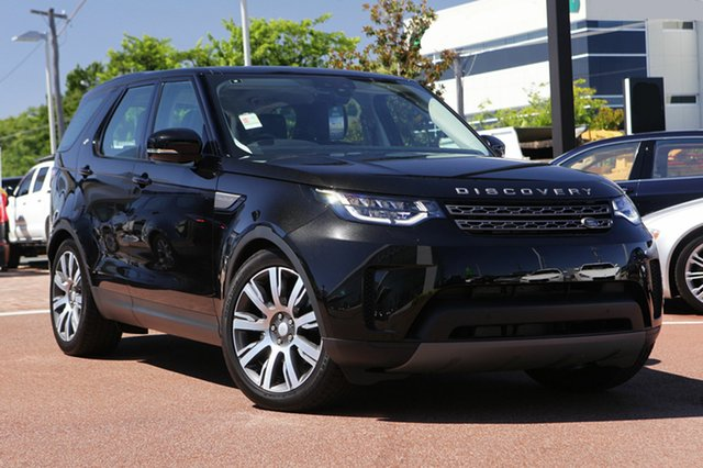 Demonstrator, Demo, Near New Land Rover Discovery SD4 SE, Osborne Park, 2018 Land Rover Discovery SD4 SE Wagon