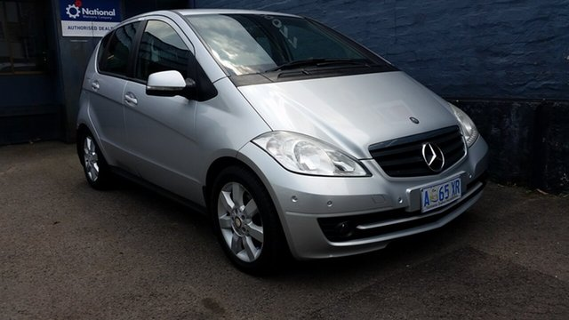Discounted Used Mercedes-Benz A180 CDI Classic, Hobart, 2008 Mercedes-Benz A180 CDI Classic Hatchback