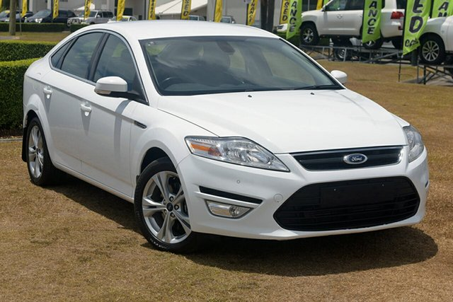 Discounted Used Ford Mondeo Zetec PwrShift EcoBoost, Southport, 2014 Ford Mondeo Zetec PwrShift EcoBoost Hatchback
