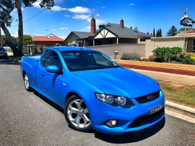 Used Ford Falcon XR8 Ute Super Cab, Cheltenham, 2009 Ford Falcon XR8 Ute Super Cab Utility