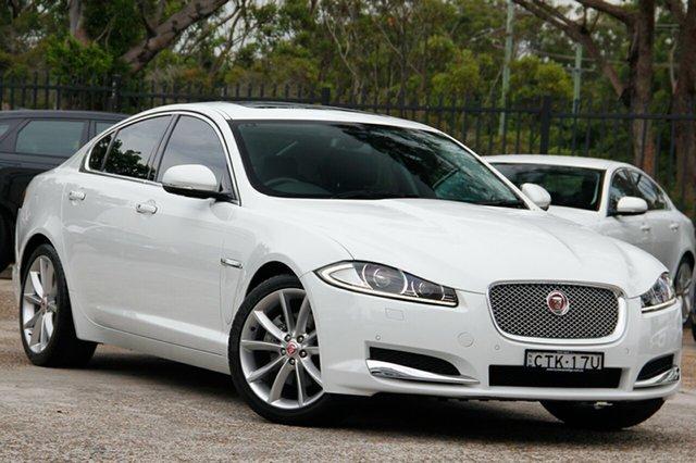 Used Jaguar XF Premium Luxury, Bennetts Green, 2014 Jaguar XF Premium Luxury Sedan