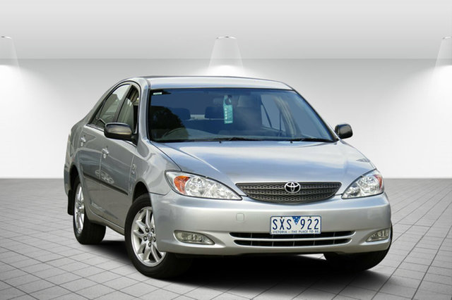 Used Toyota Camry Altise Sport, Oakleigh, 2004 Toyota Camry Altise Sport Sedan
