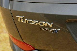 2017 Hyundai Tucson Active X 2WD SUV.
