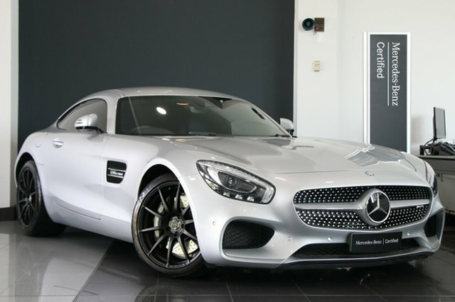 Used Mercedes-Benz AMG GT SPEEDSHIFT DCT, Southport, 2016 Mercedes-Benz AMG GT SPEEDSHIFT DCT Coupe