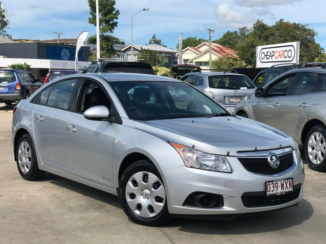 Used Holden Cruze CD, Greenslopes, 2012 Holden Cruze CD Sedan