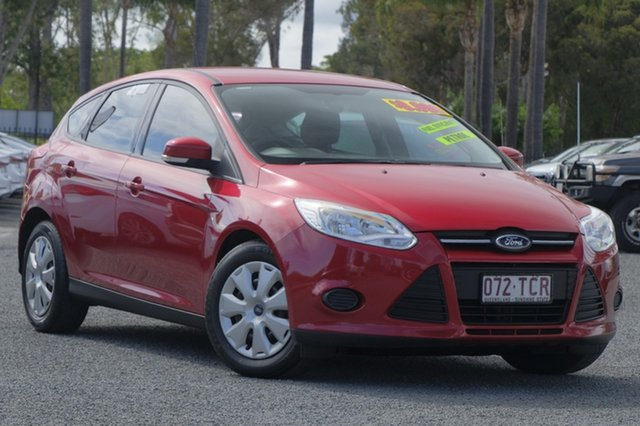 Used Ford Focus Ambiente PwrShift, Beaudesert, 2013 Ford Focus Ambiente PwrShift Hatchback