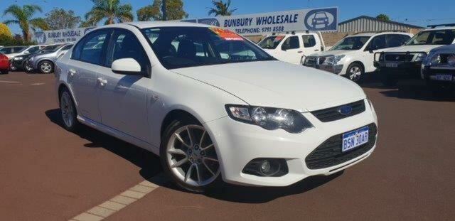 Used Ford Falcon XR6, East Bunbury, 2013 Ford Falcon XR6 Sedan