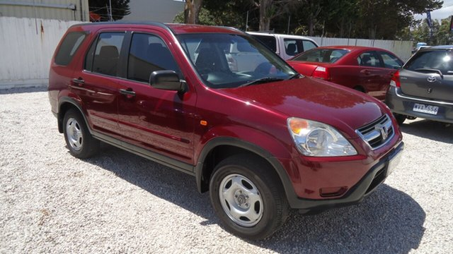 Used Honda CR-V 4WD, Seaford, 2003 Honda CR-V 4WD Wagon