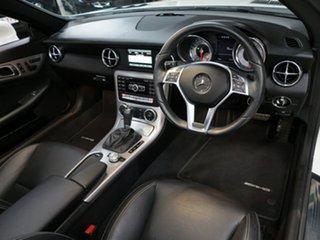 2015 Mercedes-Benz SLK200 7G-Tronic + Roadster.
