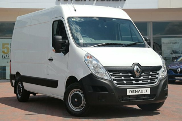 Discounted Demonstrator, Demo, Near New Renault Master Mid Roof MWB AMT, Narellan, 2018 Renault Master Mid Roof MWB AMT Van