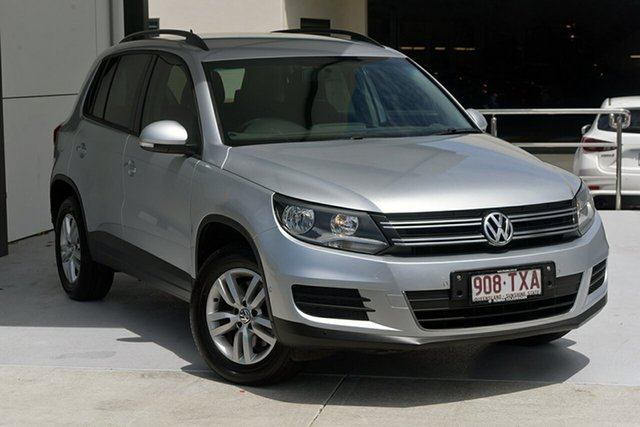 Used Volkswagen Tiguan 118TSI DSG 2WD, Southport, 2014 Volkswagen Tiguan 118TSI DSG 2WD Wagon