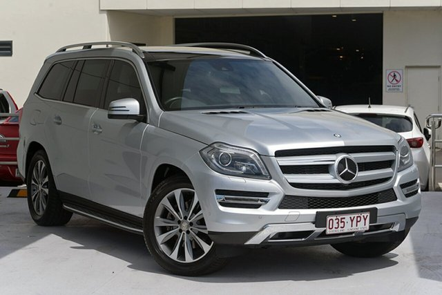 Used Mercedes-Benz GL350 BlueTEC 7G-Tronic + Limited Edition, Southport, 2015 Mercedes-Benz GL350 BlueTEC 7G-Tronic + Limited Edition Wagon