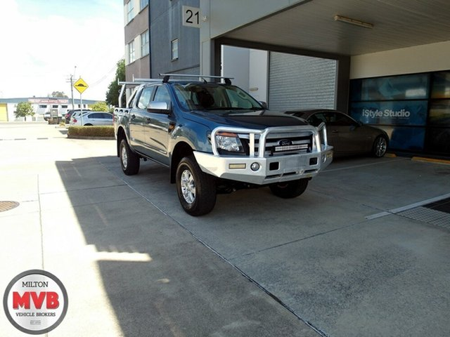 Used Ford Ranger XLS 3.2 (4x4), Eagle Farm, 2013 Ford Ranger XLS 3.2 (4x4) Dual Cab Utility