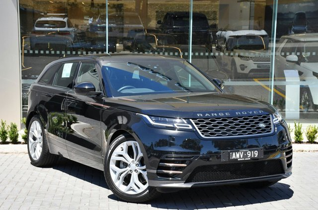 Demonstrator, Demo, Near New Land Rover Range Rover Velar D300 AWD R-Dynamic S, Berwick, 2017 Land Rover Range Rover Velar D300 AWD R-Dynamic S Wagon