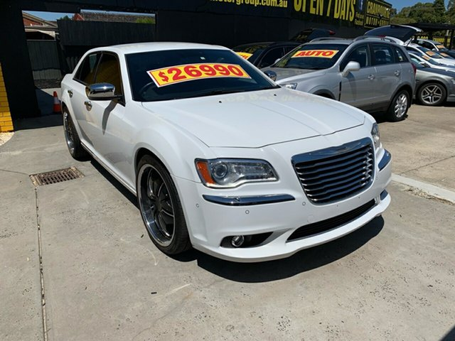 Used Chrysler 300 Limited, Cranbourne, 2012 Chrysler 300 Limited Sedan