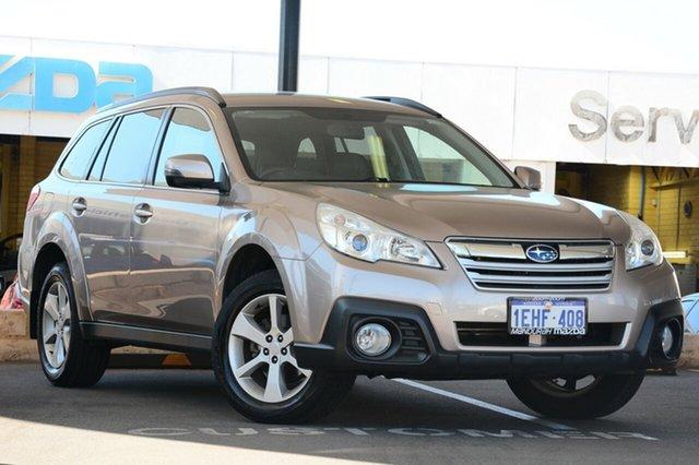 Used Subaru Outback 2.5I Premium, Mandurah, 2013 Subaru Outback 2.5I Premium Wagon