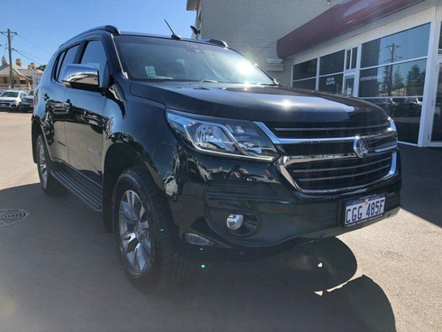 Used Holden Trailblazer LTZ, Geraldton, 2018 Holden Trailblazer LTZ Wagon