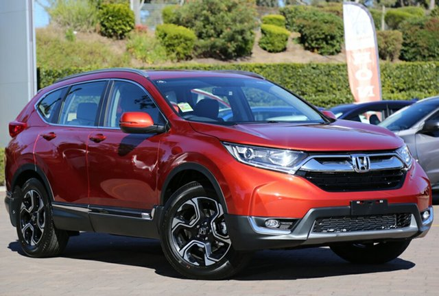 Demonstrator, Demo, Near New Honda CR-V VTi-S FWD, Warwick Farm, 2018 Honda CR-V VTi-S FWD SUV