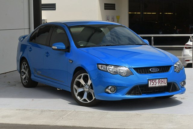 Used Ford Falcon XR6 50th Anniversary, Southport, 2010 Ford Falcon XR6 50th Anniversary Sedan