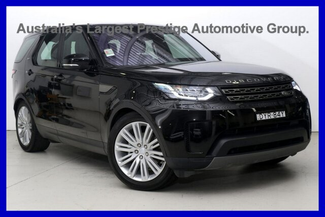 Demonstrator, Demo, Near New Land Rover Discovery TD6 SE, Alexandria, 2018 Land Rover Discovery TD6 SE Wagon