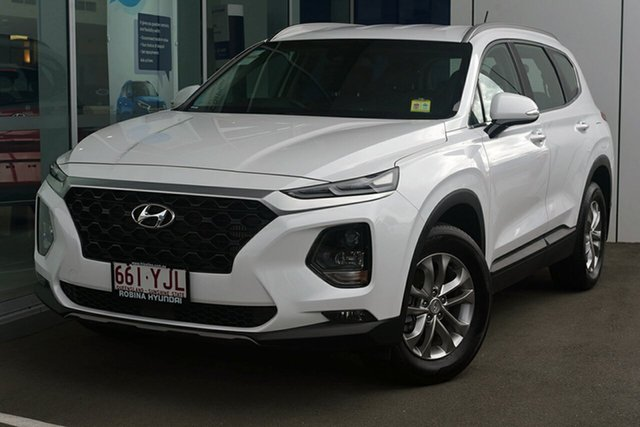 Demonstrator, Demo, Near New Hyundai Santa Fe, Southport, 2018 Hyundai Santa Fe Wagon