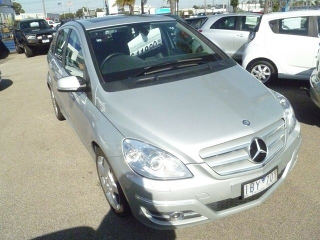 Used Mercedes-Benz B200 Turbo, Cheltenham, 2011 Mercedes-Benz B200 Turbo Hatchback